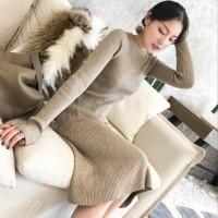 女冬装 毛衣 长款毛衣 女冬装