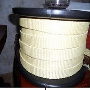 厂家直销芳纶带防火阻燃编织带凯夫拉织带
