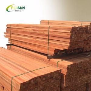 菠萝格木材 优质防腐蚀绿色环保侵权可定板材 装潢地板木板