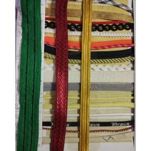 华星织带 服装饰品织带 厂家直销