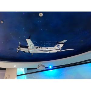 空军展览馆模型
