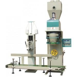 面粉打包秤 小麦面粉自动打包秤 面粉定量包装机生产厂家