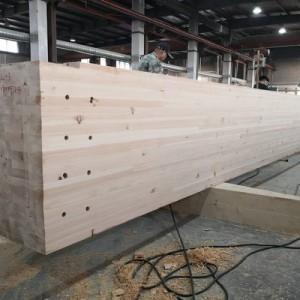 厂家提供胶合木 工程花旗松胶合木 花旗松胶合木