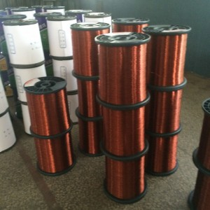 220级彩色 漆包线 耐溶剂、热稳定 厂家直销