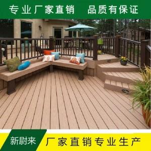 塑木板  塑木 厂家直销 实心塑木板