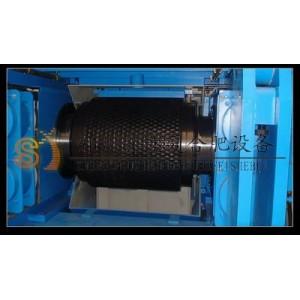 比较先进的制粒机设备 郑州鑫盛 使用寿命长 对辊挤压造粒机