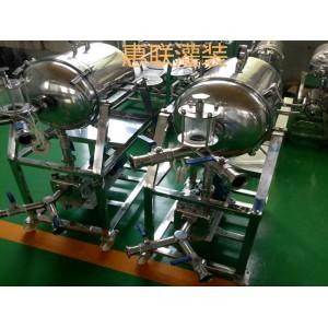 GL-250型硅藻土过滤设备硅藻土过滤机  果酒过滤机