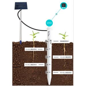 MC-GSW型超声波管式土壤墒情监测系统
