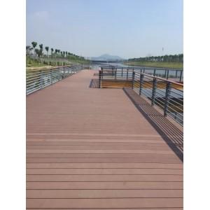 塑木户外长条地板室外地板庭院户外花园防腐木户外木塑板材地板砖