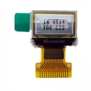0.49寸OLED显示屏厂家直供工业级质量标准