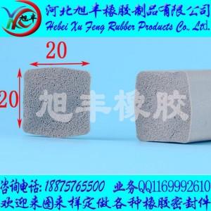 耐高温硅胶发泡条
