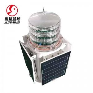 JM-BL150-S4型LED太阳能航标灯