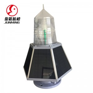JM-BL155-S6型LED太阳能航标灯