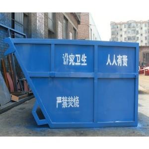 压缩式垃圾船