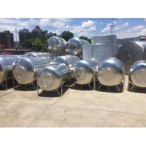 不锈钢水箱 保温水箱 圆形水箱