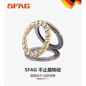 德国SFAG推力球轴承51000系列