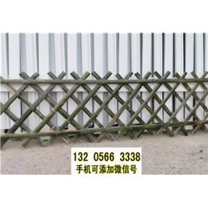 户外花园防腐木栅栏实木碳化庭院木栅栏草坪护栏木围栏花园可定制