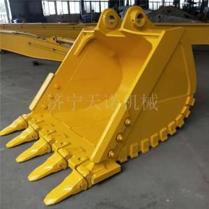 挖掘机挖斗 小松360 1.6方挖掘机铲斗