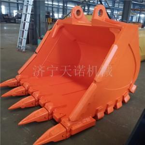 厂家销售挖掘机铲斗 日立350 挖掘机挖斗