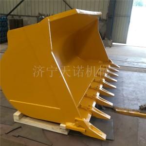 龙工855 2.8方装载机铲车斗  装载机铲斗 订购到天诺