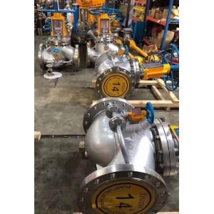 新博JY41W氧气不锈钢截止阀 质量保证