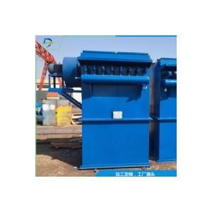 乔达生产35吨锅炉耐高温布袋除尘器