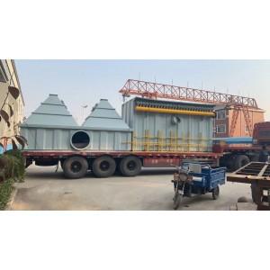 乔达供应焦化厂用3万风量脉冲布袋除尘器