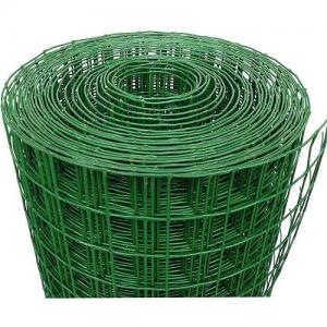 金莎 特价批发散养鸡网围栏 圈地围栏网 浸塑荷兰网