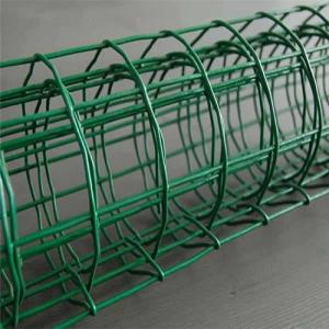 金莎直销养殖专用绿色浸塑围栏网 圈地围栏网 绿色养殖围网