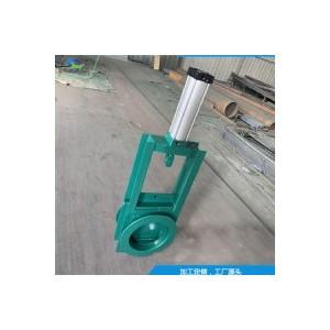 厂家直销DN300耐磨通风气动插板阀