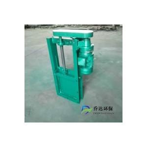 乔达生产350*350电液动插板阀