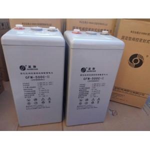 圣阳蓄电池GFM-1000C 2V1000AH技术参数