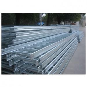 殊心专业生产热浸锌梯式电缆桥架