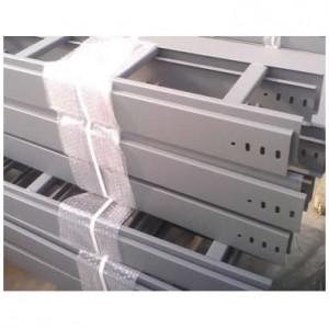 殊心专业生产 喷塑梯式电缆桥架