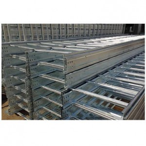 殊心专业生产 梯式不锈钢桥架