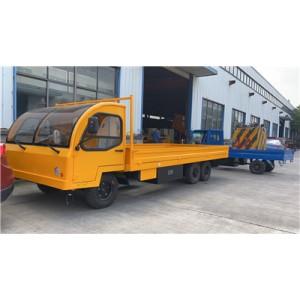 四轮电瓶运输车,5吨/8吨/10吨电动运输货车_武汉厂内设备