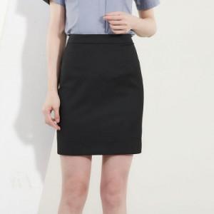 高档色纺夏西裤西裙职业装西装加工厂制衣厂一件代发