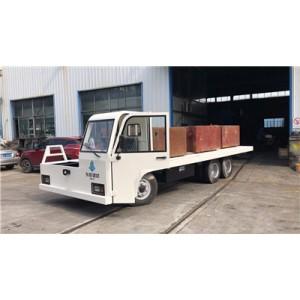 深圳15吨单边驾驶的电动货车,电动长料车,场地电瓶搬运车价格