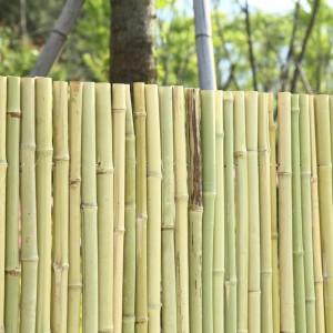 防腐竹篱笆户外竹栅栏围栏护栏室外庭院花园装饰围墙隔断工程定制