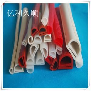 供应硅胶条 耐高温耐低温硅橡胶密封条
