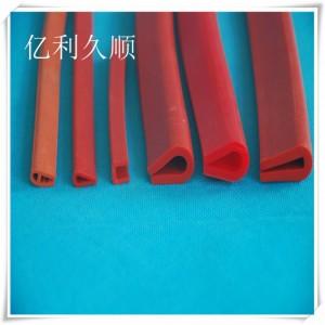 厂家定做固定架橡胶条 抱箍支架橡胶减震垫防碰垫