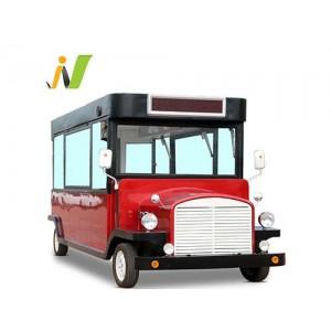 电动餐车流动餐饮车生产厂家