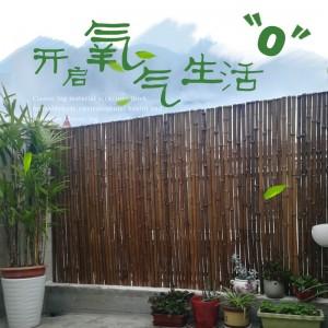 仿真竹子围栏厂家直销供应