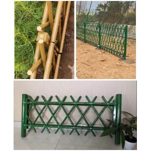仿竹护栏防腐竹子竹篱笆