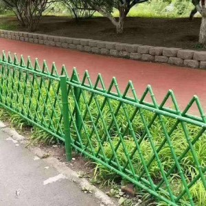新农村不锈钢仿竹竹节护栏