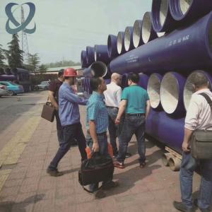 鑫环球 球墨管 球墨铸铁管 专业生产商家规格齐全品质保证