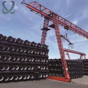 生产球墨铸铁管厂家 铸造球墨铸铁排水管量大从优