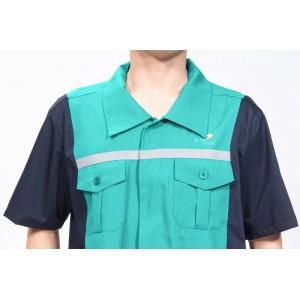 职业装工装标志服企业团体服装加工定做免费设计