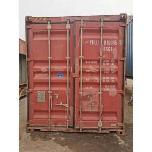 二手优质集装箱出售大量优惠