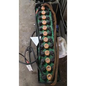 HAWKER叉车蓄电池2PZB200/林德叉车